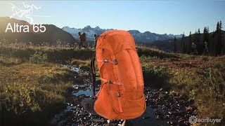 Arc'Teryx Altra 65 Backpack Review