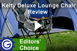Kelty Deluxe Lounge Chair Review