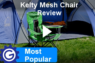 Kelty Mesh Chair Review