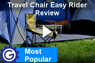 Travel Chair Easy Rider Review